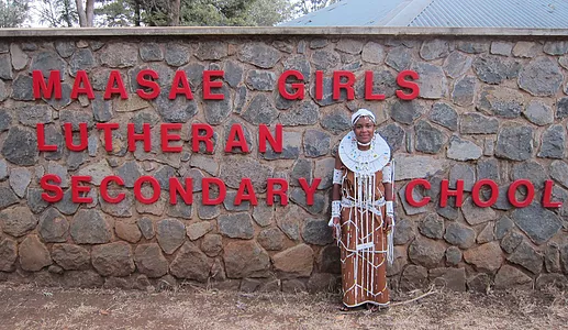 Watch: The Life of a Young Maasai Student
