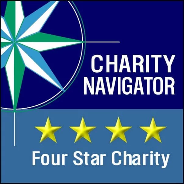 Charity Navigator Gives OBA 4 Out Of 4-Stars!