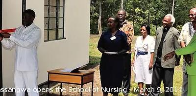 New ALMC School of Nursing