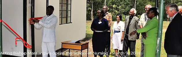 New ALMC School of Nursing